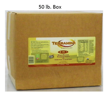 treeamin powder box 50lb